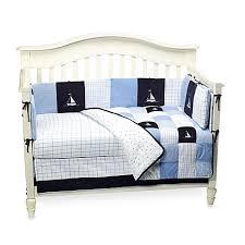Nautical Baby Crib Bedding Sets William 4 Crib Bedding Set Buybuy Baby