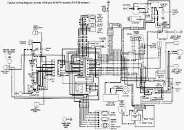 ironhead simplified wiring diagram for 1972 kick u2013 the sportster