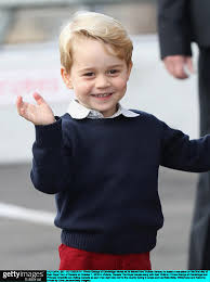 prince george and princess charlotte will be page boy and