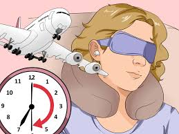 how to sleep on a plane 14 steps with pictures wikihow
