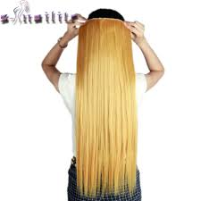 Long Synthetic Hair Extensions by Online Get Cheap Synthetic Hair Extension Aliexpress Com