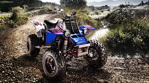 atv motocross yamaha banshee atv quad offroad motorbike bike dirtbike fw desktop