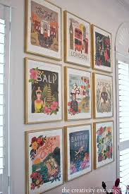 Picture Wall Decor Best 25 Travel Wall Art Ideas On Pinterest Travel Wall Travel