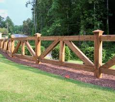 Best  Wood Fences Ideas On Pinterest Backyard Fences Fencing - Backyard fence design