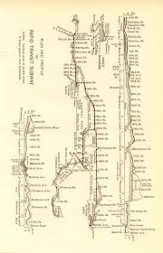 New York City Subway Map by Image From Http Www Mappery Com Maps 1904 New York City Subway