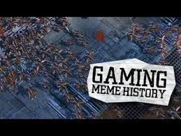 Zerg Rush Meme - you must construct additional zerg rushes gaming meme history