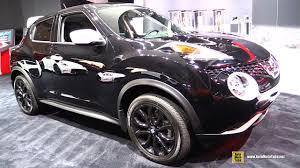 nissan juke 2017 2017 nissan juke sv awd black pearl edition exterior interior