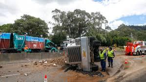 monster truck show accident truck crash sparks monster jam city grinds to a halt the murray