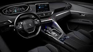 rolls royce inside lights a peek inside the new peugeot 3008 top gear