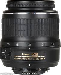 nikon 18 55mm ii