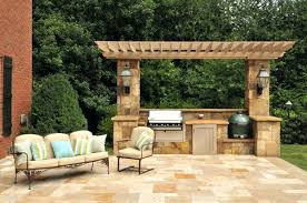simple outdoor kitchen ideas outdoor grill ideas garden design backyard kitchen ideas