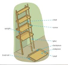 woodworking plans ladder shelf plans diy small woodworking shop