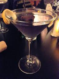 martini twist olive or twist another food critic