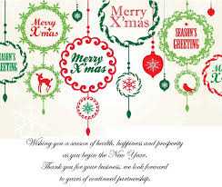 best christmas greeting messages for business cards pinterest