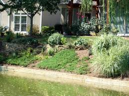 Sloped Front Yard Landscaping Ideas - triyae com u003d landscaping ideas for backyard with a slope various