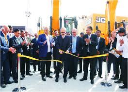 jcb india introduced seven new innovative products at bauma