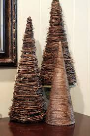 buy brown christmas tree replacing my tissue paper ones with these spray paint with