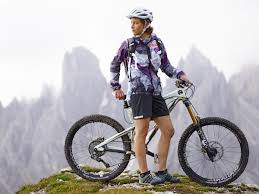 bike wind jacket our athlete mayan smith gobat wearing the w terrex agravic wind