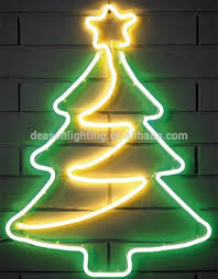 green spiral lighted tree spiral neon light christmas tree buy led spiral christmas tree