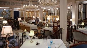 Florian Crystal Chandelier Céleste Fine Dining The Lanesborough Hotel London