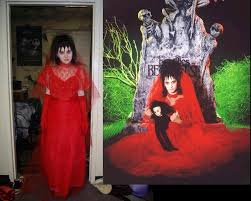 lydia deetz costume real horrorshow a few years ago i made a lydia deetz costume for