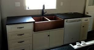 granite countertop kitchen cabinets with hardware pictures