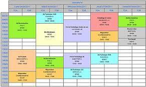 horaire bureau d emploi emploi du temps faculté des sciences du sport
