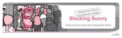 etiquette on transit