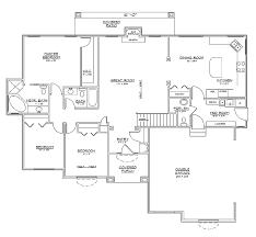 Rambler Open Floor Plans Rambler House Plans Wonderful Storage Ideas Of Rambler House Plans