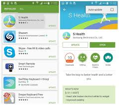 how to update apps android how do i get rid of apps from play store update list android