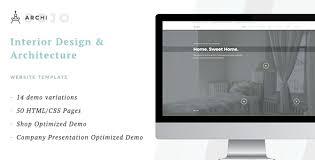Interior Themes by Archidojo Interior Design U0026 Architecture Theme By Themes