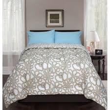 Mainstays Bedding Sets Mainstays Orkasi Bed In A Bag Bedding Set Black Tokida For
