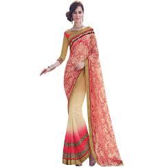 indian women by bahubali light pink embellished saree u2013 xquizeet