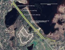 Map Of Sinkholes In Florida by Lake Jackson Ecopassage
