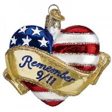 remembrance ornaments for 9 11 2001 trendy tree