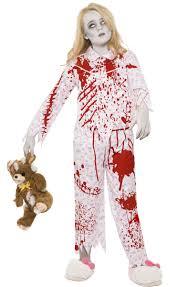 Cheap Halloween Costumes Pajamas Minions Girls Zombie Costume Kids Zombie Pyjamas Halloween Costume
