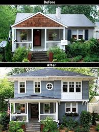 exterior home renovation 25 best ideas about exterior home