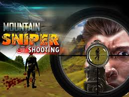 mountain sniper shooting 3d android game mod db