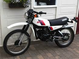 restored yamaha dt175mx 1981 photographs at classic bikes