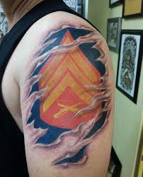 9 common marine tattoos and what they represent