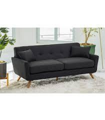 Gray Modern Sofa Sofas Bradley Modern Sofa Grey