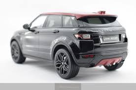 land rover italeri range rover evoque santorini black automania