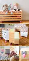 Diy Wooden Toy Box Bench by Best 25 Pink Toy Box Ideas On Pinterest Kids Bedroom Toddler