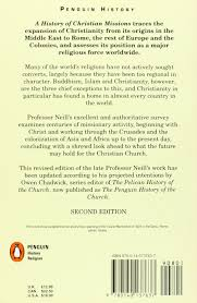 the penguin history of the church a history of christian missions