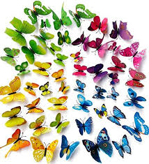 Butterfly Office Decor Butterfly Room Decorations Amazon Com