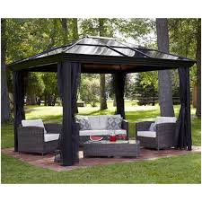 Backyard Canopy Ideas by Backyards Ergonomic Backyard Gazebo Pictures Backyard Gazebo