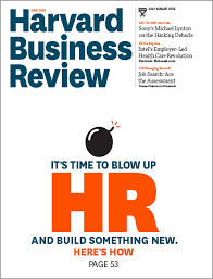 profile of hr manager people before strategy a new role for the chro