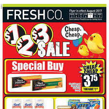 fresh co weekly flyer weekly 1 2 3 sale aug 3 9