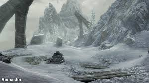 Skyrim Quality World Map by How Does The Skyrim Remaster Compare To The Maxed Out Pc Original