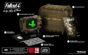 U K Hen G Stig Fallout 4 Pip Boy Edition Xbox One Amazon Co Uk Pc U0026 Video Games